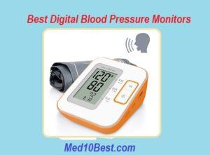best digital blood pressure monitors
