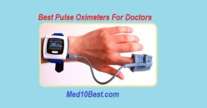 Best Pulse Oximeters For Doctors