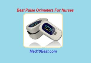 Best Pulse Oximeters For Nurses
