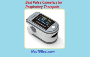 Best Pulse Oximeters for Respiratory Therapists