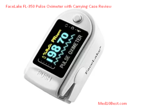 FaceLake FL-350 Pulse Oximeter with Carrying Case Review