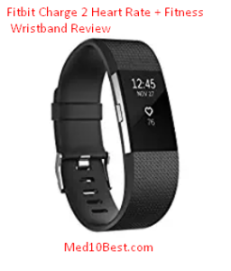 Fitbit Charge 2 Heart Rate + Fitness Wristband Review