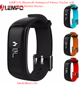 LEMFO P1 Bluetooth Waterproof Fitness Tracker with Heart Rate Monitor Review