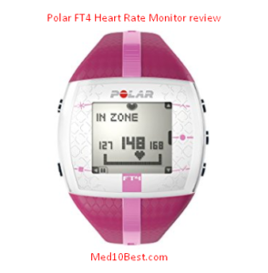 Polar FT4 Heart Rate Monitor review