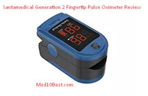 Santamedical Generation 2 Fingertip Pulse Oximeter Review