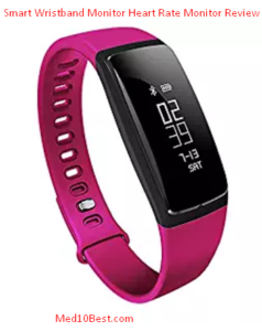 Smart Wristband Monitor Heart Rate Monitor Review