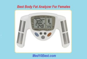 best body fat analyzers for females