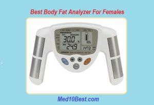 best body fat analyzers for females