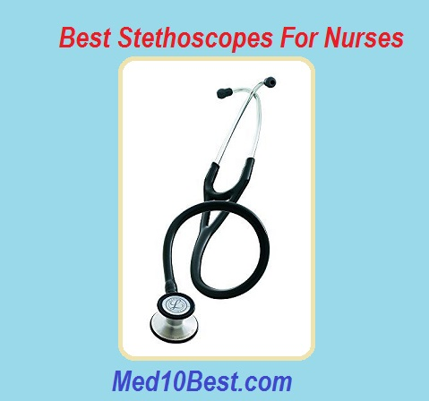 Best Stethoscopes For Hard of Hearing 2019 - Reviews