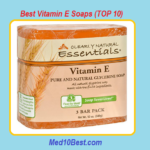 Best Vitamin E Soaps 2019 (Top 10) – Buyer's Guide