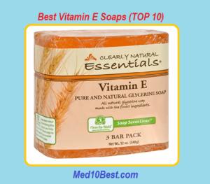 Best vitamin E Soaps