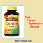 Best Calcium Supplements 2019 Reviews – Buyer's Guide (Top 10)
