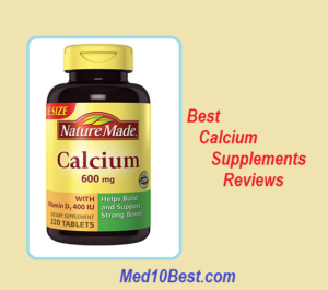 best calcium supplements