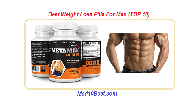 Best Weight Loss Pills For Men 2019 Top 10 Buyer S Guide