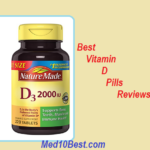 Best Vitamin D Pills 2019 Reviews & Buyer's Guide (Top 10)