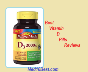 Best vitamin D pills