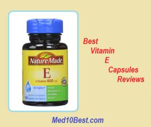 best vitamin E capsules