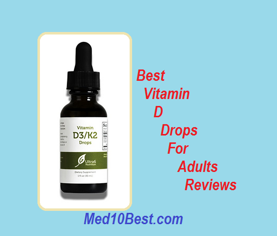 f21c7ff0e6b Best Vitamin D Drops For Adults 2019 Reviews (Top 10) - Buyer s Guide