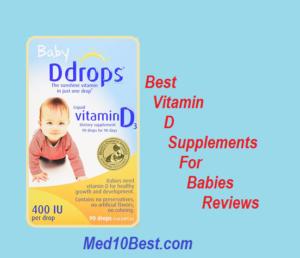 Best Vitamin D Supplements For Babies