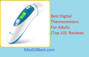 Best Digital Thermometers For Adults