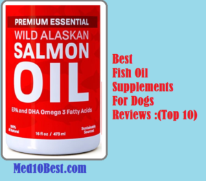 Best Fish Oil Supplements For Dogs