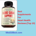 Best Supplements For Heart Health 2020 – Reviews & Buyer's Guide