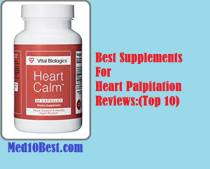 Best Supplements For Heart Palpitation