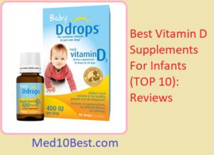 Best Vitamin D Supplements For Infants