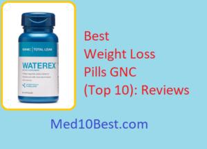Best Weight Loss Pills GNC