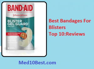 Best Bandages For Blisters