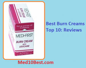 Best Burn Creams