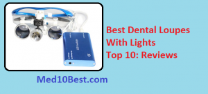 Best Dental Loupes With Lights