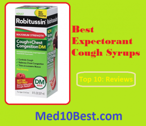 Best Expectorant Cough Syrups