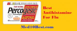 Best Antihistamine For Flu