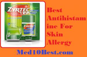 Best Antihistamine For Skin Allergy
