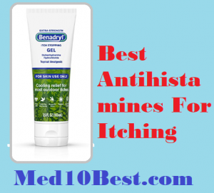 Best Antihistamines For Itching