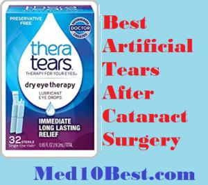 Best Artificial Tears After Cataract Surgery