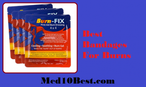 Best Bandages For Burns