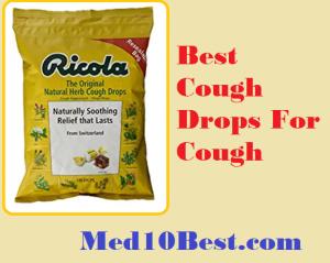 Best Cough Drops For Cough