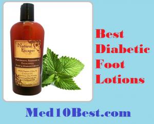 Best Diabetic Foot Lotions