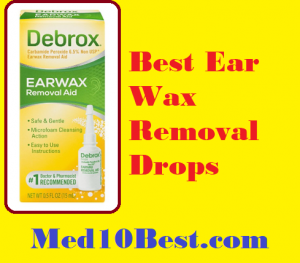 Best Ear Wax Removal Drops