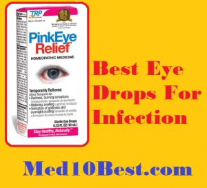 Best Eye Drops For Infection