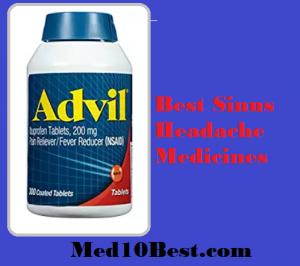 Best Sinus Headache Medicines