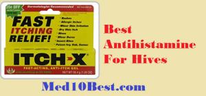 Best Antihistamine For Hives