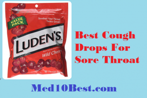 Best Cough Drops For Sore Throat