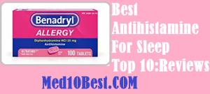 Best Antihistamine For Sleep
