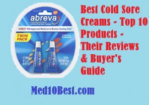 Best Cold Sore Creams