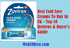 Best Cold Sore Creams UK