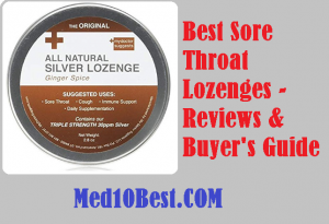 Best Sore Throat Lozenges